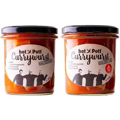 Currywurst - das Probierpaket